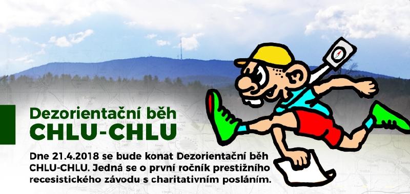 Dezorientační běh CHLU-CHLU