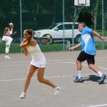 Nedělní tenisové dopoledne